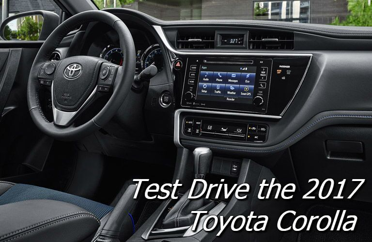 where in fresno can i test drive a toyota corolla?
