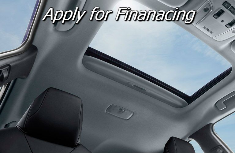 apply for financing for the 2017 Toyota Prius in Fresno CA