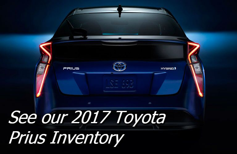 deals on the 2017 toyota prius in fresno ca