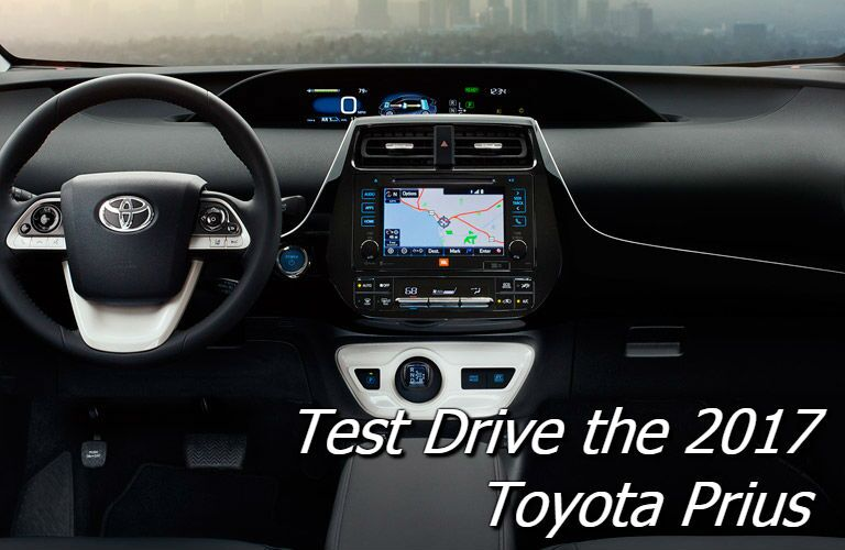 where can i test drive the new toyota prius in fresno CA?