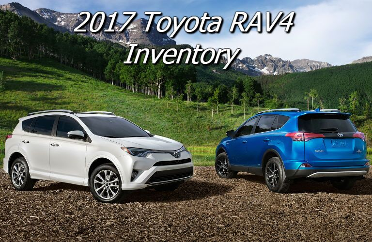 deals on the 2017 toyota RAV4 in fresno ca
