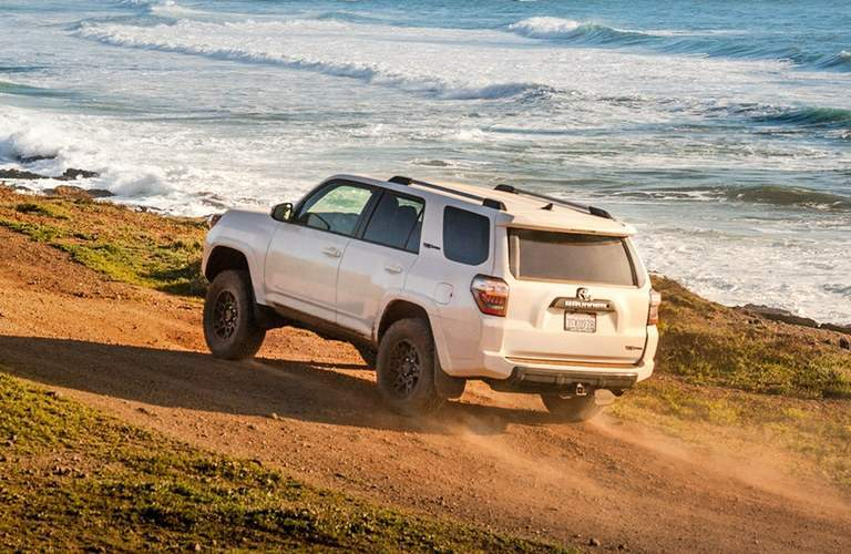 2018 Toyota 4Runner Fresno CA Off-Road Features