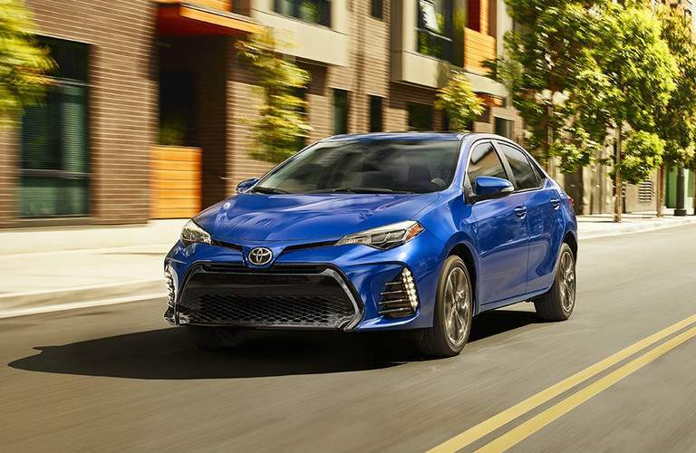 2018 Toyota Corolla Fresno CA Design Features