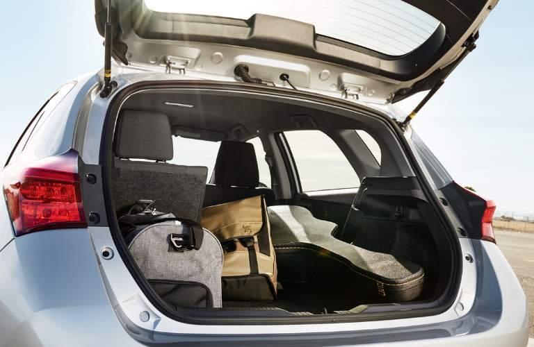2018 Toyota Corolla iM Cargo Area