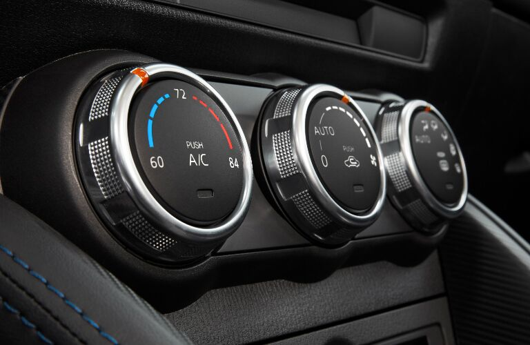 Climate Control System of 2019 Toyota Yaris Sedan