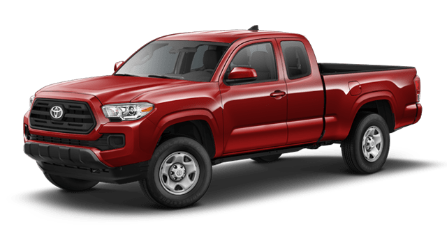 New 2018 Toyota Tacoma SR5