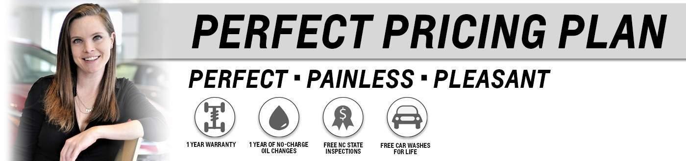 Team Auto Perfect Pricing