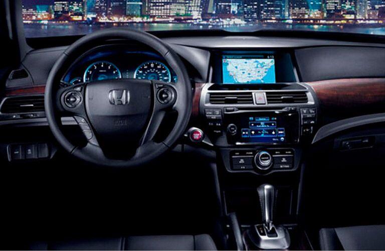 2015 Honda Crosstour vs 2015 Toyota Venza Interior