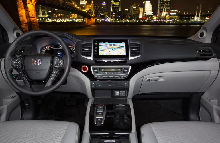 2016 Honda Pilot Flexible and Spacious Interior