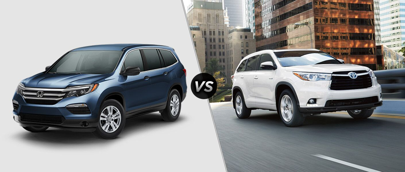 Schaumburg toyota autos post for Honda crv vs toyota highlander