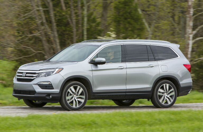 Schaumburg Honda Better Business Bureau Accreditation - 2016 Honda Pilot