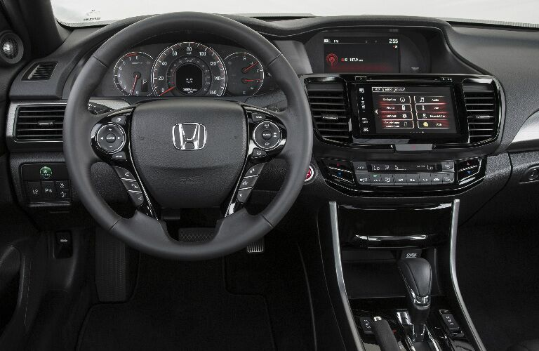 2017 Honda Accord Coupe Schaumburg IL Technology