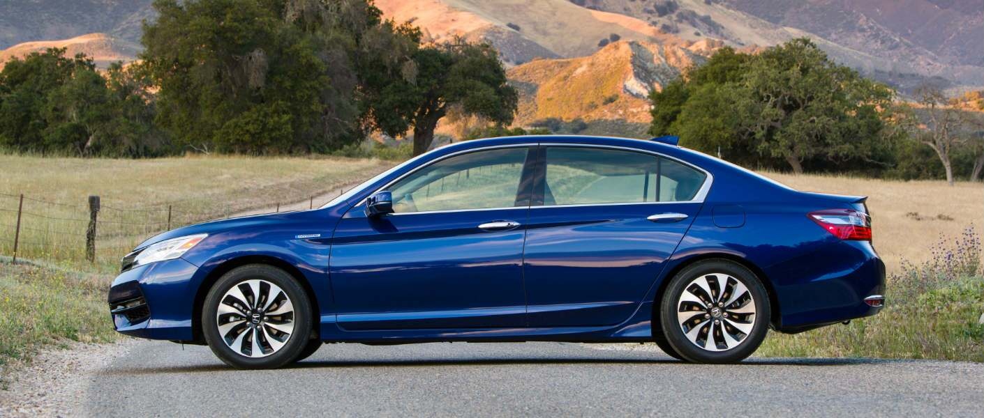 2017 Honda Accord Hybrid Schaumburg IL