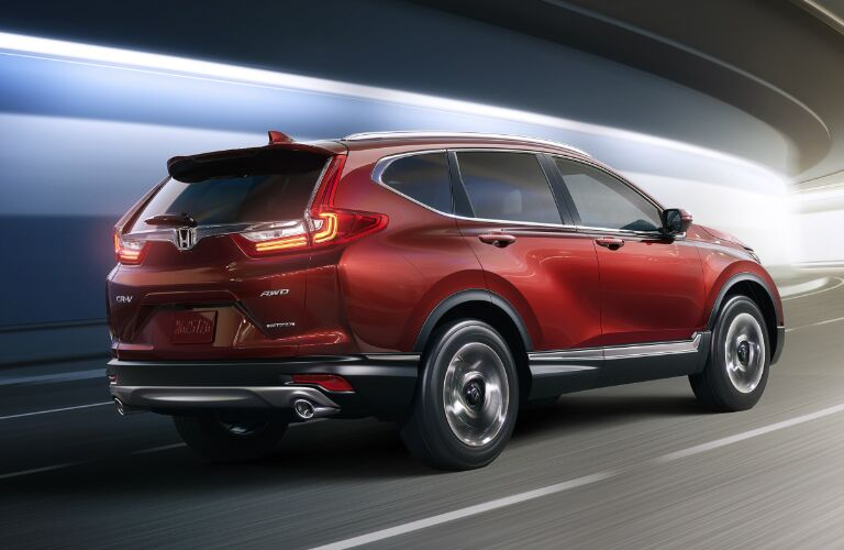 2017 Honda CR-V Schaumburg IL Performance and Engine