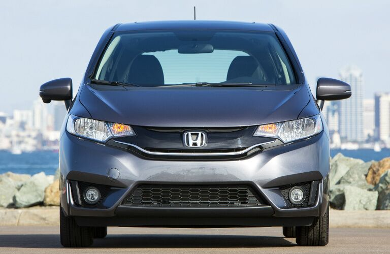 2017 Honda Fit vs 2017 Chevrolet Spark Exterior