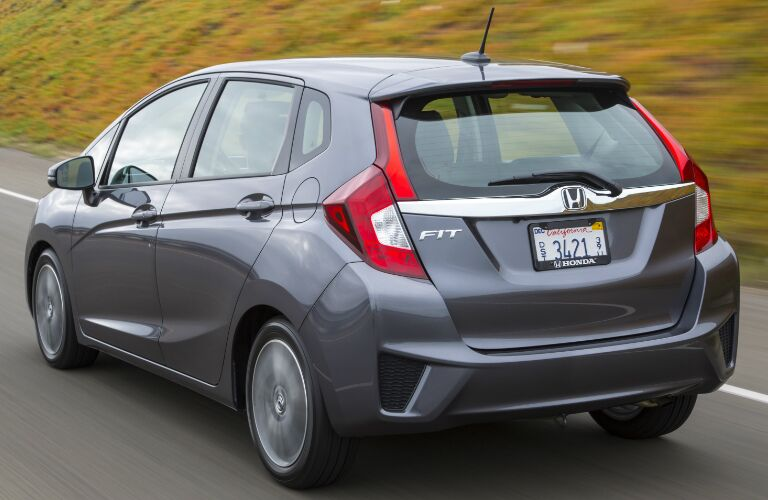 2017 Honda Fit Schaumburg IL Performance and Fuel Economy