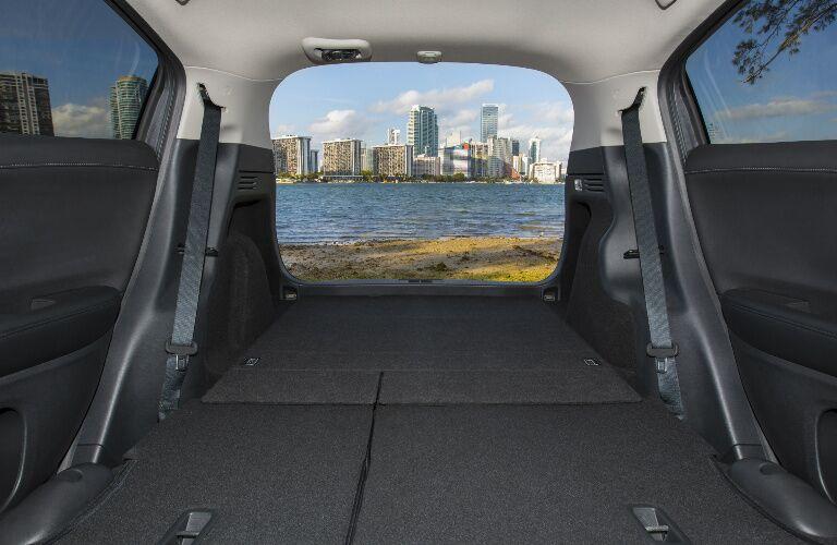 2017 Honda HR-V Schaumburg IL Cargo Area