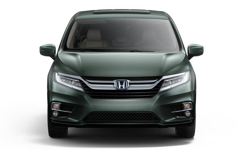 2018 Honda Odyssey Schaumburg IL Exterior Features