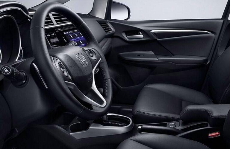 2017 Honda Fit Elgin IL Interior