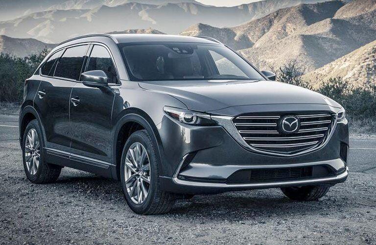 2016 Mazda CX-9 exterior styling