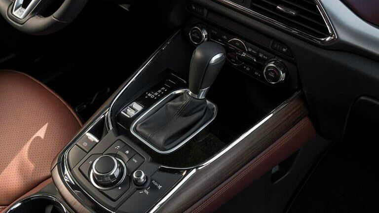 2016 Mazda CX-9 transmission and performance