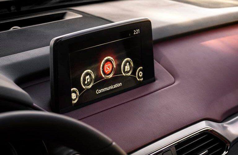 2016 Mazda CX-9 infotainment