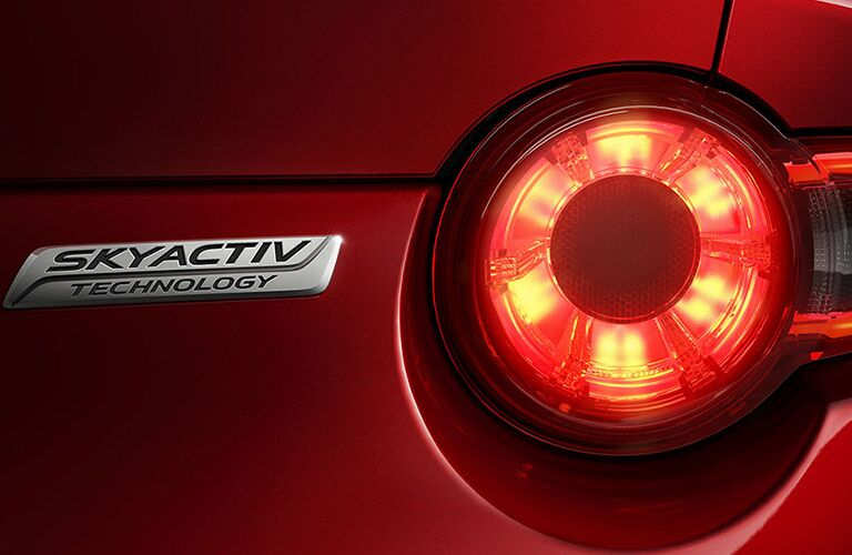 2016 Mazda Miata styling