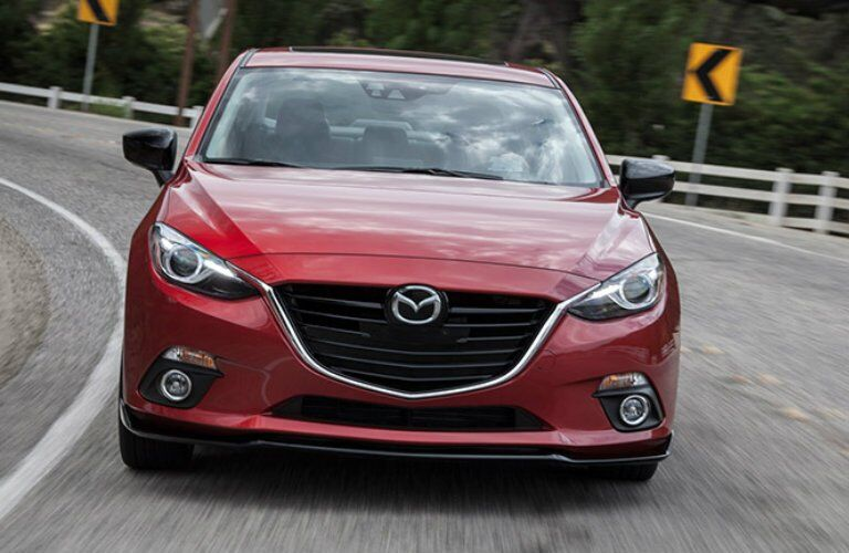 2017 Mazda3 exterior styling