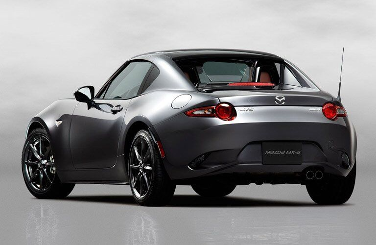 2017 Mazda MX-5 Miata RF exterior styling