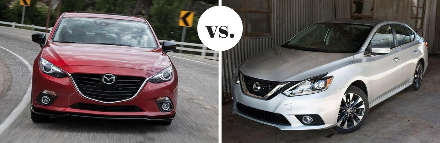 2017 Mazda3 vs. 2017 Nissan Sentra