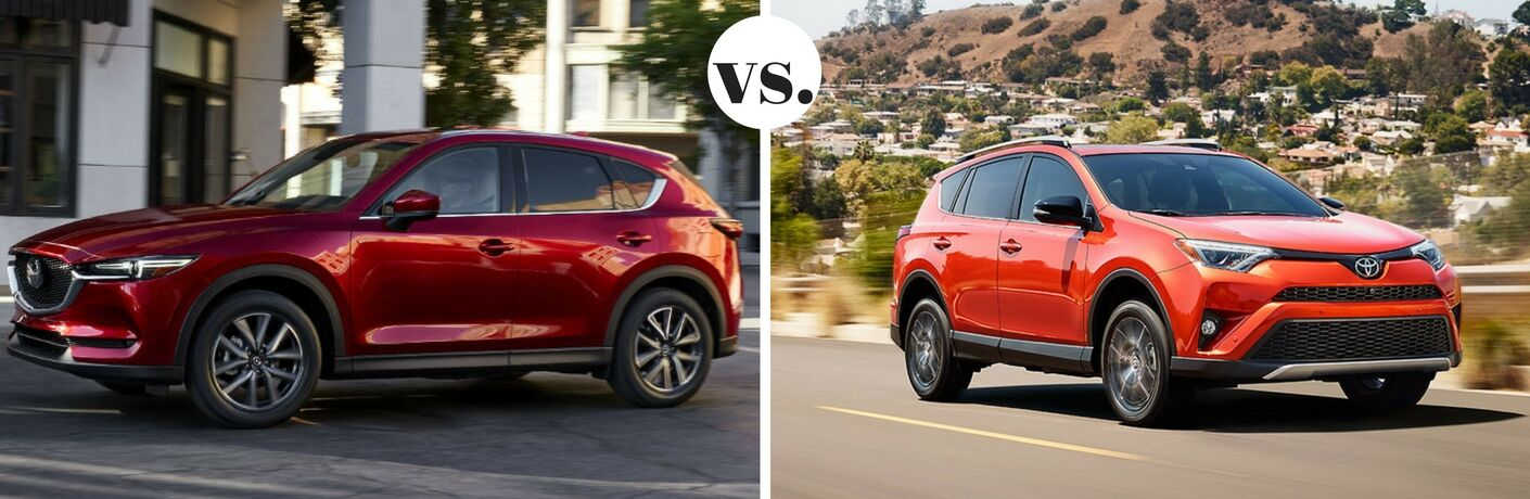 2017 mazda cx 5 vs 2017 toyota rav4. Black Bedroom Furniture Sets. Home Design Ideas