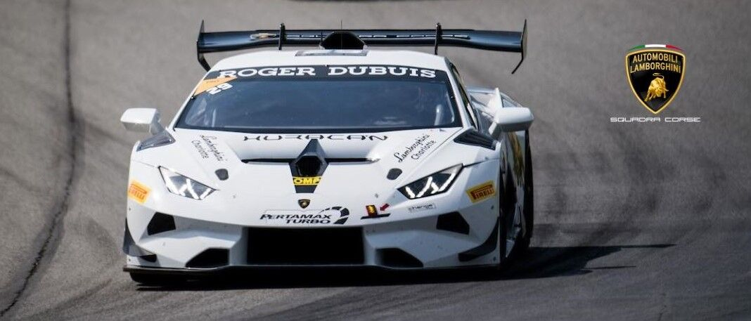 Change Racing | Lamborghini Charlotte | Lamborghini Racing | Super Trofeo
