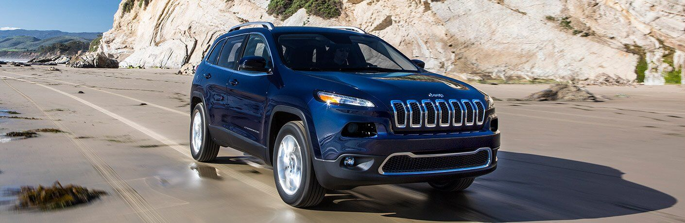 2017 Jeep Cherokee Quesnel, BC