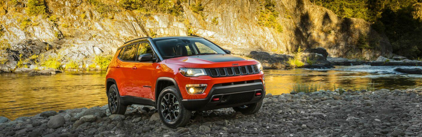 Reserve All-New 2017 Jeep Compass in 100 Mile House, BC