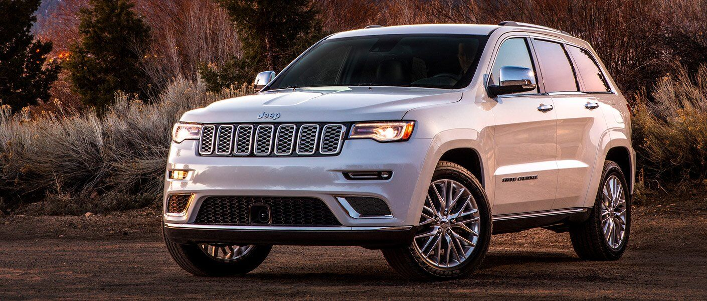 2017 Jeep Grand Cherokee in Quesnel, BC