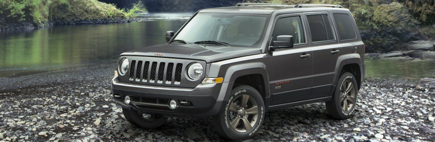 2017 Jeep Patriot Quesnel BC