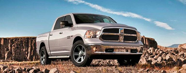 2017 Ram 1500 towing capacity
