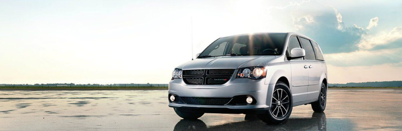 2017 Dodge Grand Caravan in Quesnel, BC