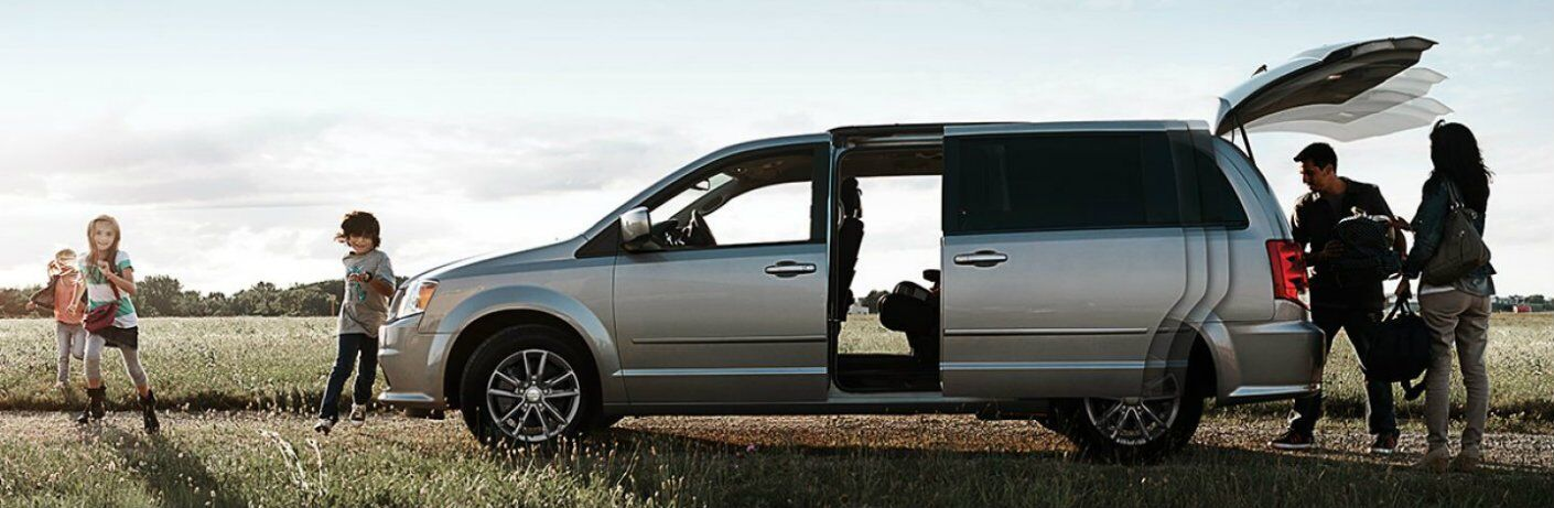 Reserve a 2017 Dodge Grand Caravan in Quesnel, BC