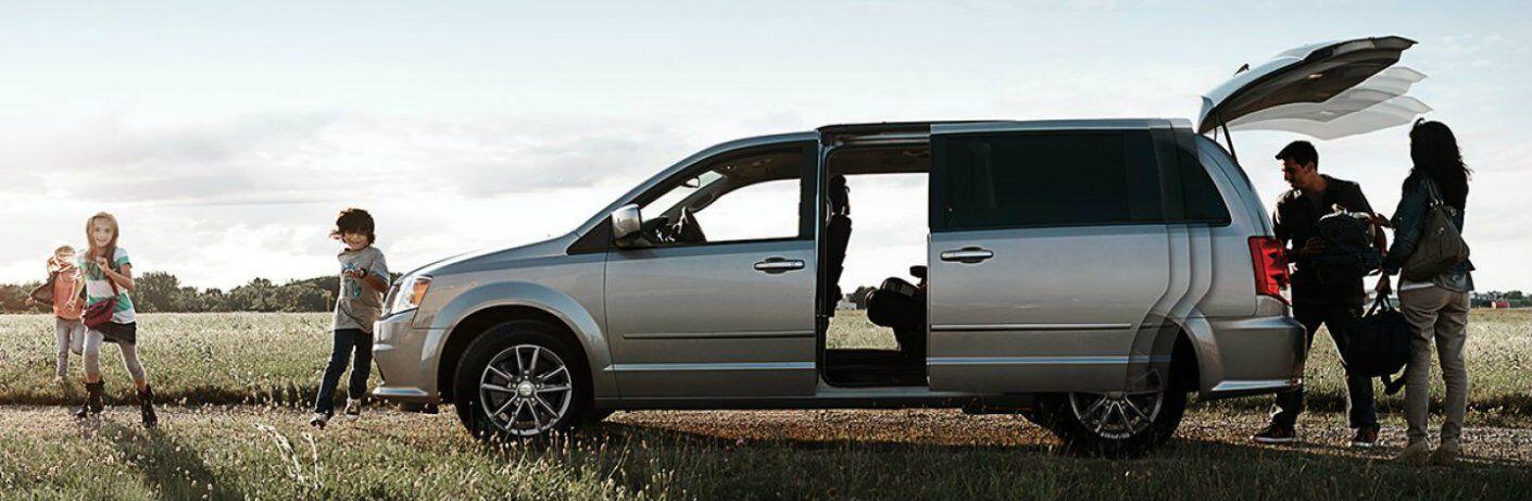 Reserve a 2017 Dodge Grand Caravan in Quesnel, BC