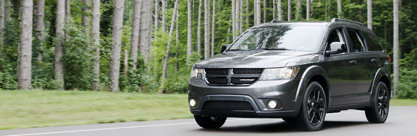 Reserve a 2017 Dodge Journey in Quesnel, BC