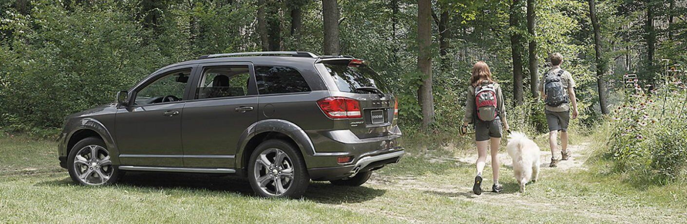2017 Dodge Journey in Quesnel, BC