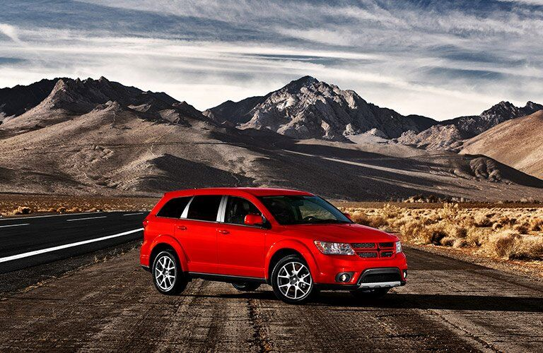 2017 Dodge Journey 100 Mile House, BC