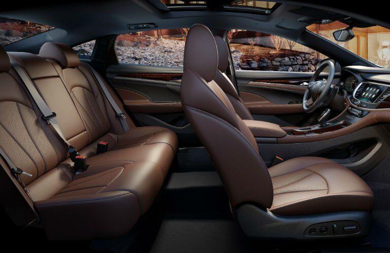 2017 Buick LaCrosse Interior Cabin