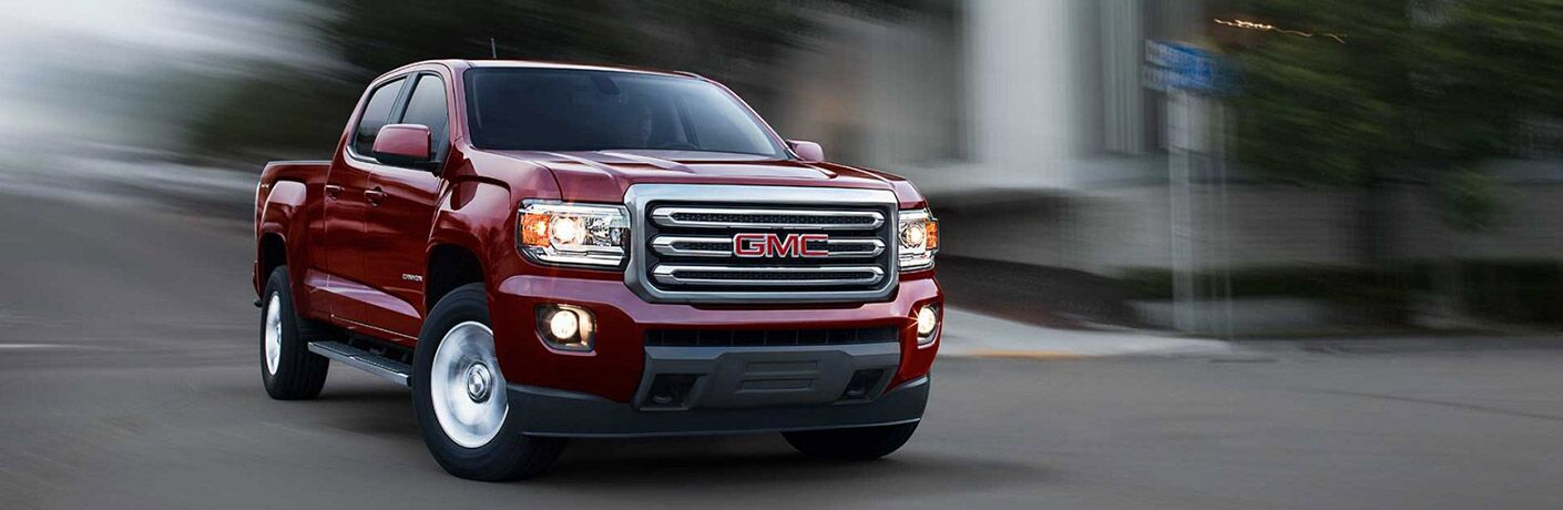 2017 GMC Canyon Charleston SC