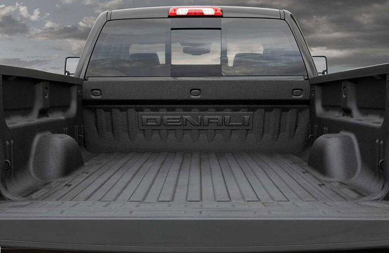 2017 GMC Sierra 2500HD Denali Bed