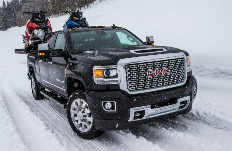2018 gmc hd 2500. modren gmc 2018 gmc sierra 2500hd denali exterior front profile and gmc hd 2500 h