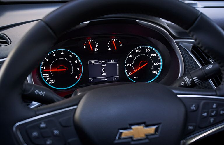 2019 Chevrolet Malibu dashboard