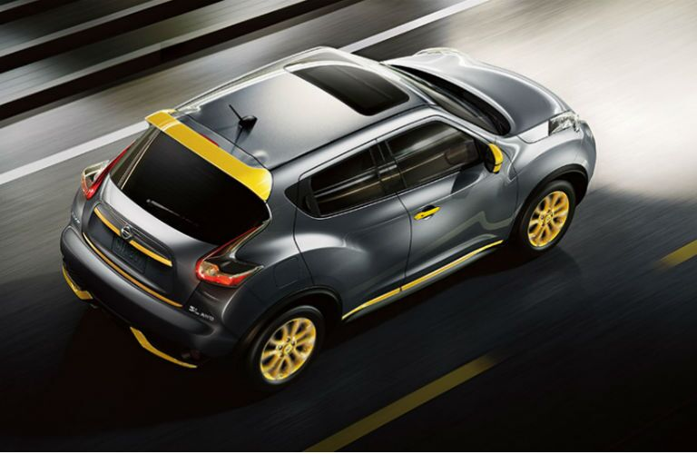 Nissan JUKE compact crossover color studio Chicago IL