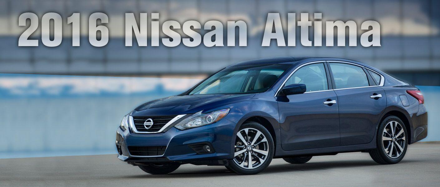 2016 Nissan Altima performance price and premium features Arlington Heights Palatine Buffalo Grove Schaumburg Chicago IL